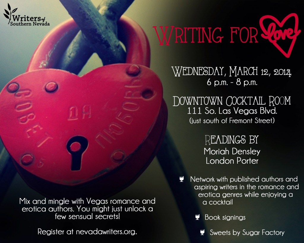 The WSN Writing For Love Event