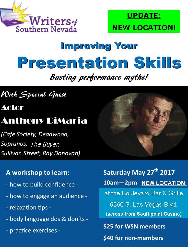 Presentation Skills flie update